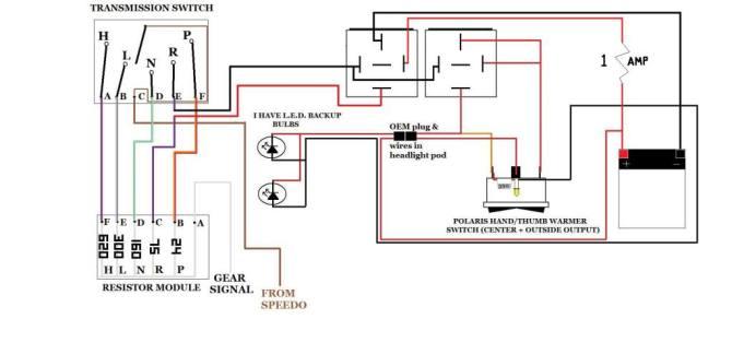 polaris scrambler 50cc atv wiring diagram  pontiac grand