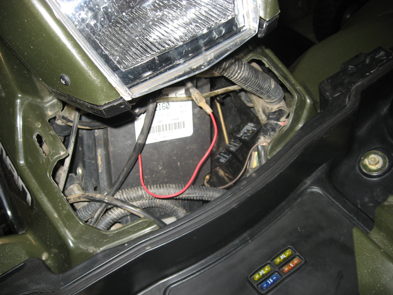 polaris sportsman 500 wiring diagram dta s40 ecu 2008 ho efi - page 7 atv forum