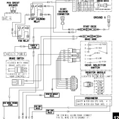 Neutral Safety Switch Wiring Diagram Guitar Diagrams 2 Pickup 1 Volume Tone Ford C4 Library