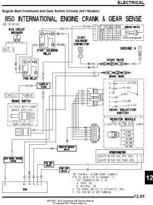 2000 Polaris Sportsman 500 Wiring Schematic  Somurich