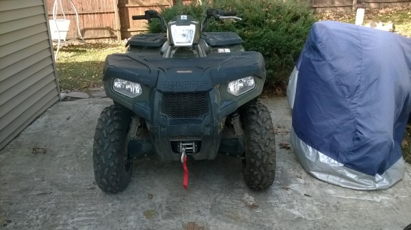 Harbor Freight Atv Winch Mount - Year of Clean Water
