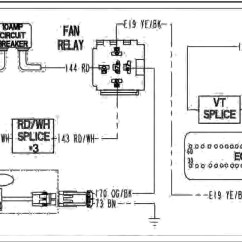 Polaris Ranger Wiring Diagram 1999 Dodge Durango Car Radio Radiator Fan Fuse Or Breaker? - Atv Forum