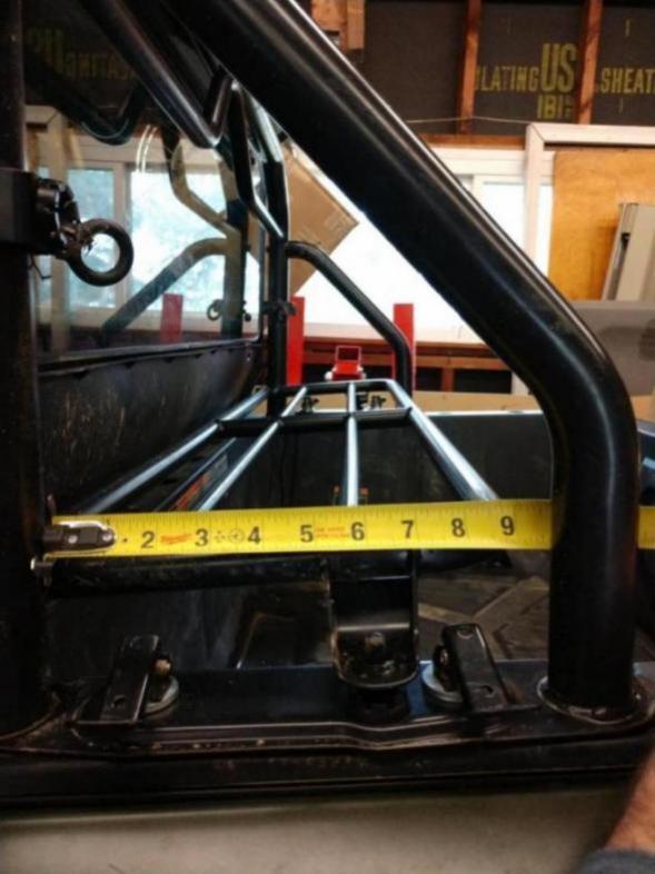 lock and ride headache rack question
