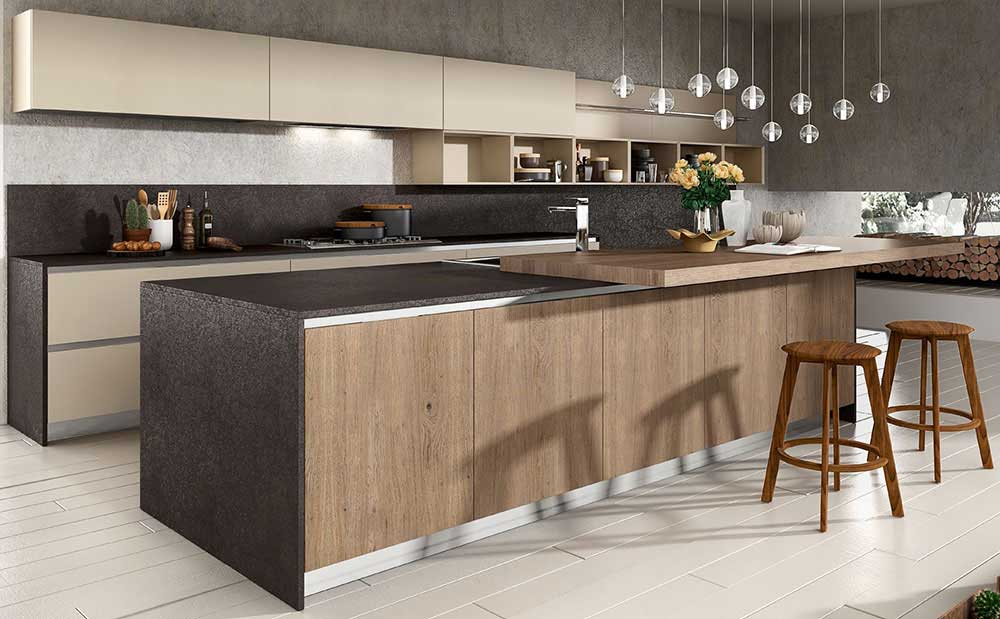 Affordable Kitchen Cabinets in Los Angeles  Polaris Home