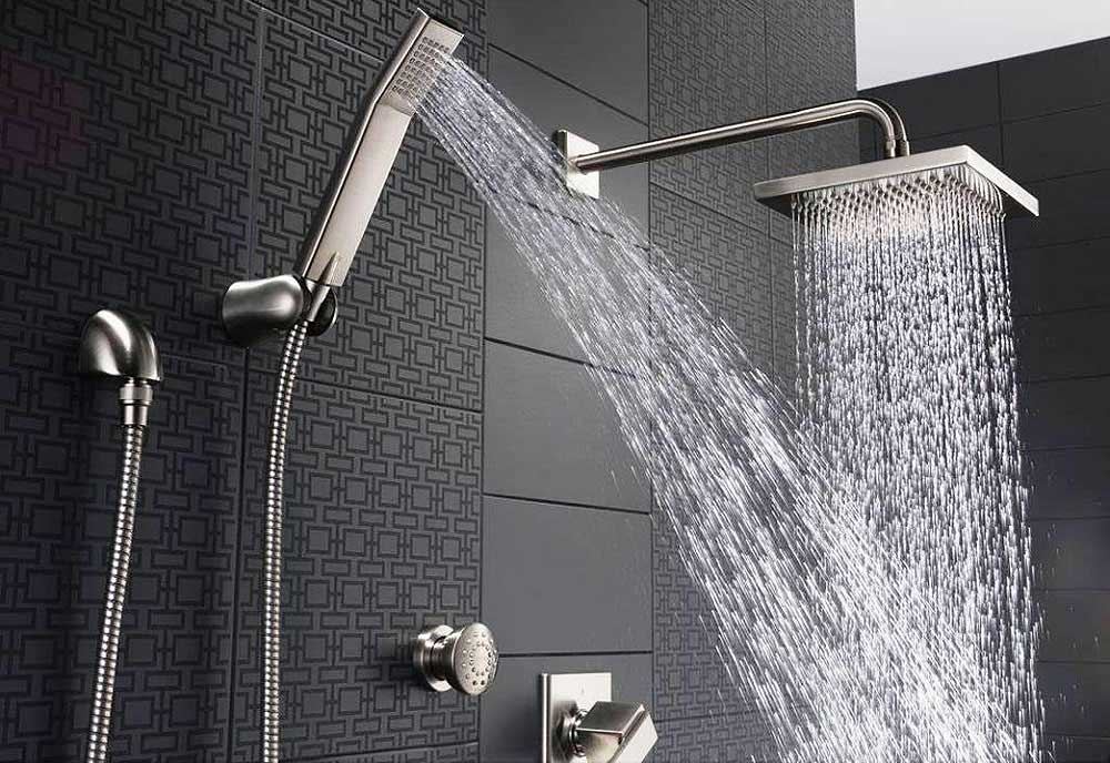 Expanded Selection of Traditional and Modern Shower