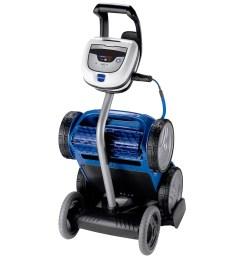 polaris 9350 sport robotic pool cleaner [ 786 x 1500 Pixel ]