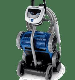 polaris 9450 robotic pool cleaner [ 1000 x 1319 Pixel ]