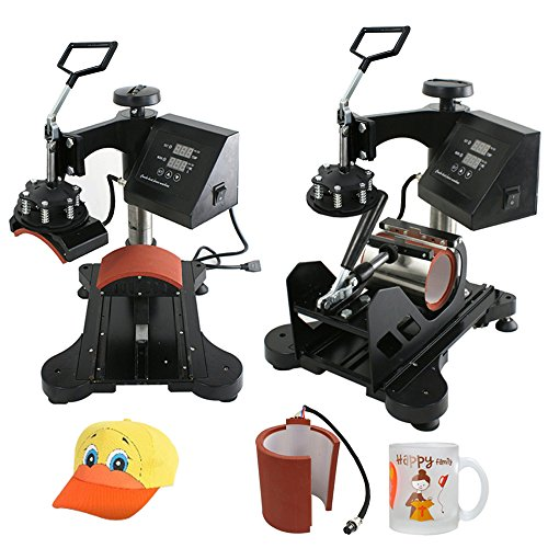 Top 10 Best Heat Press Machine Reviews For The Money 2019