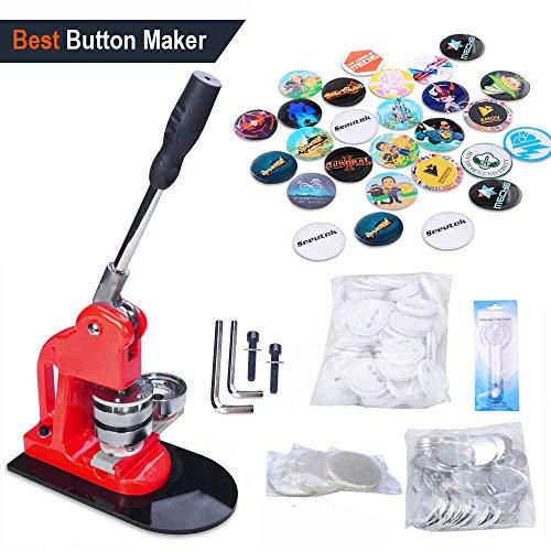 Best Button Maker Machine Reviews: Check Our Top 10 Picks!