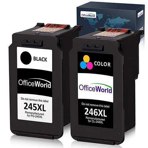 OfficeWorld Remanufactured Ink Cartridge