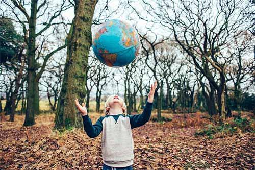 Buying World Globes