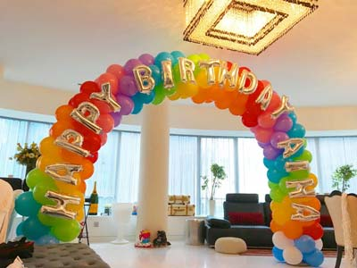 Rainbow-Arch