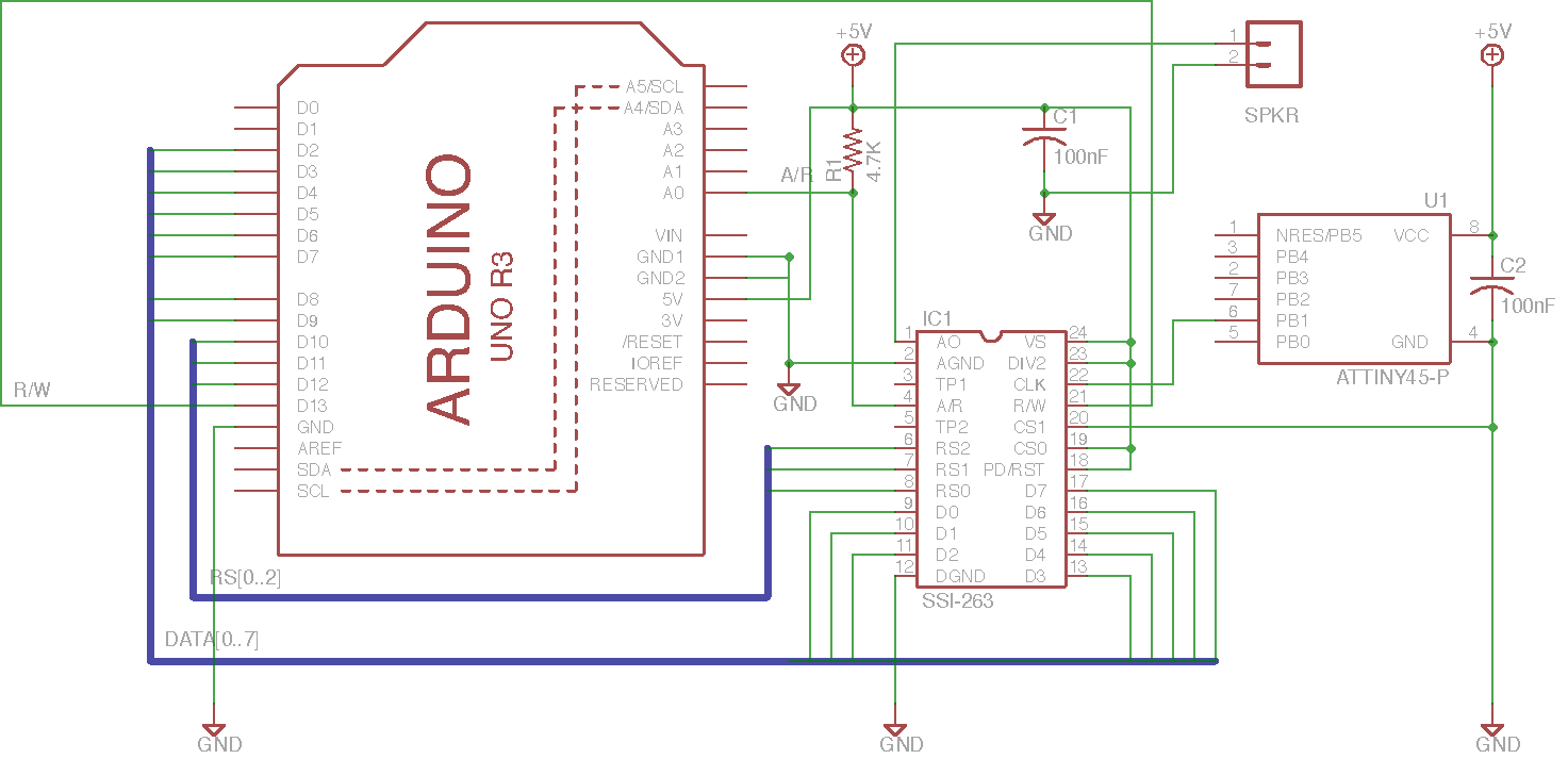Arduino page polaxis