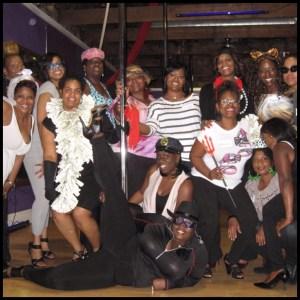 pole party