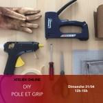 DIY : Fabrique ta pole maison en récup !