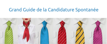 grand guide candidature spontanee