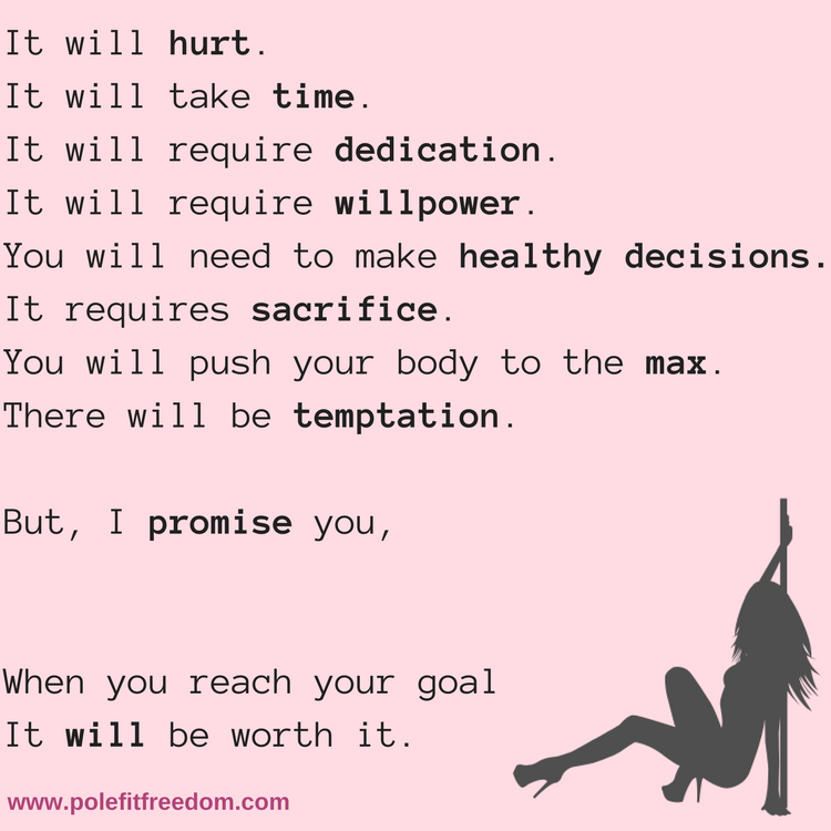 Inspirational Pole Dancing Quotes to Motivate Pole Dancers ...