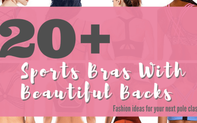 20+ Beautifully Designed Sports Bras With Interesting Backs