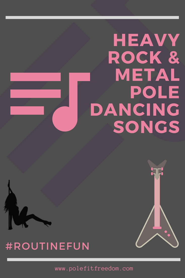 Rock Songs For Pole Dance - Rock & Heavy Metal Songs For Pole Dancing Routines