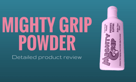 Mighty Grip Powder Review For Pole Dancers
