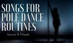 Pole Dancing Songs