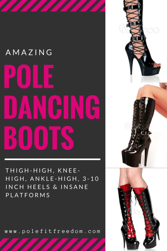 d0985b7938bf The Best Pole Dancing Boots of 2019