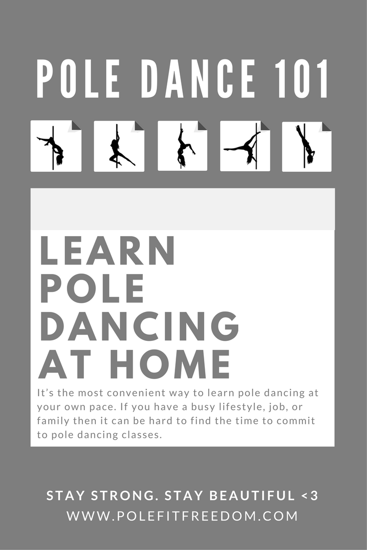 Learn Pole Dancing At Home - Pole Fitness Inspiration, #PoleDancing #PoleFitness