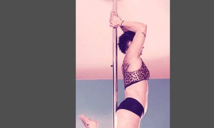 Pole Dancing in a Small Space – It's Possible
