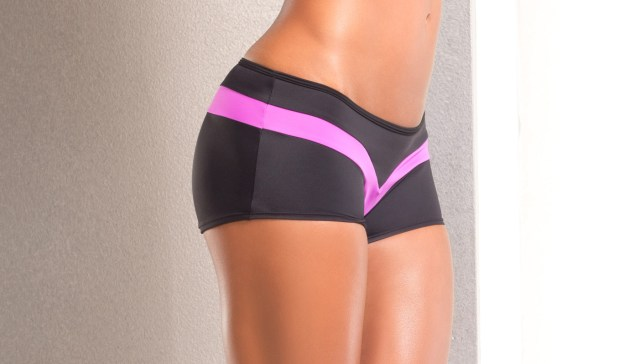 Dragonfly Gypsy Pink Sexy Pole Dance Fitness Shorts   The ...