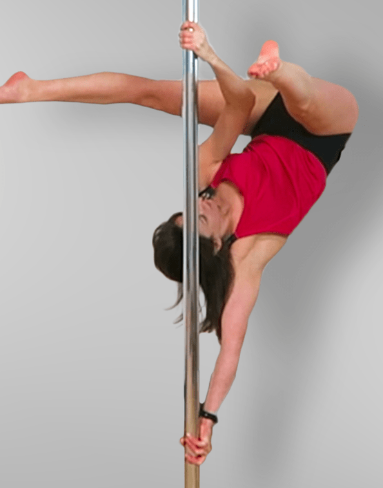 Pole Dance Handspring Tutorial
