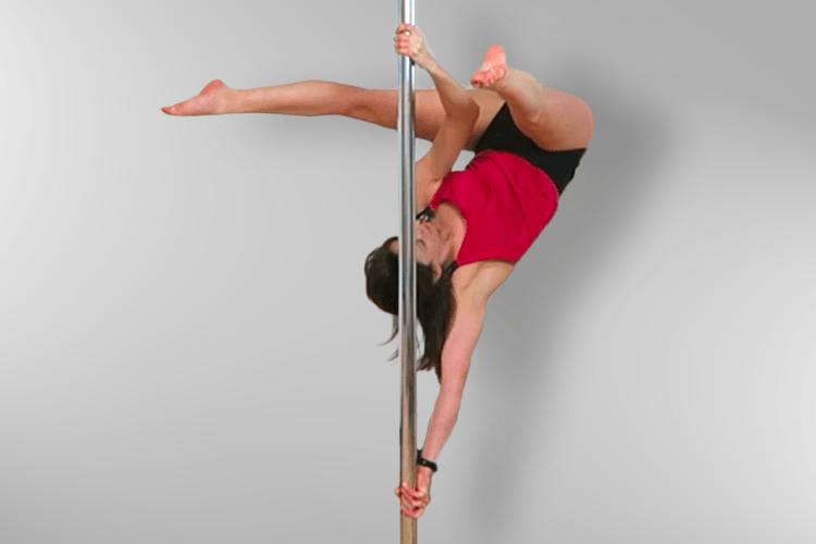 Pole Dance Handspring Tutorial