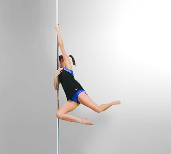 Beginners Pole Spin Combos