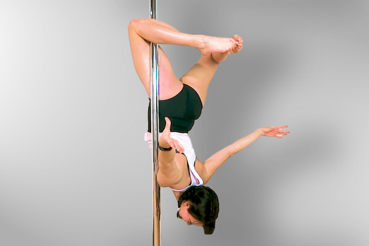 Brass Monkey Pole Dance Move