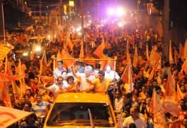 Ricardo Coutinho arrasta multidão pelas ruas de Bayeux