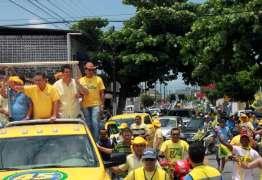 Cássio dá início neste sábado à carreata nas ruas de João Pessoa