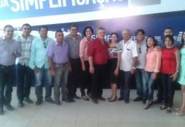 Prefeito de Alhandra, secretários, assessores e vereadores do município prestigiam evento do Sebrae