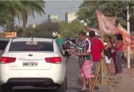 VÍDEO: Apenados são filmados em suposta atividade de campanha de RC
