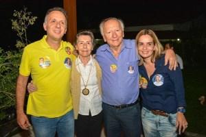 aguinaldofamilia 300x200 - Aguinaldo Ribeiro parabeniza Campina Grande pelos seus 150 anos de emancipação