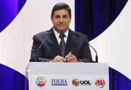 Carlos Nascimento vai mediar debate Dilma x Aécio no SBT nesta quinta-feira as 18 hs.