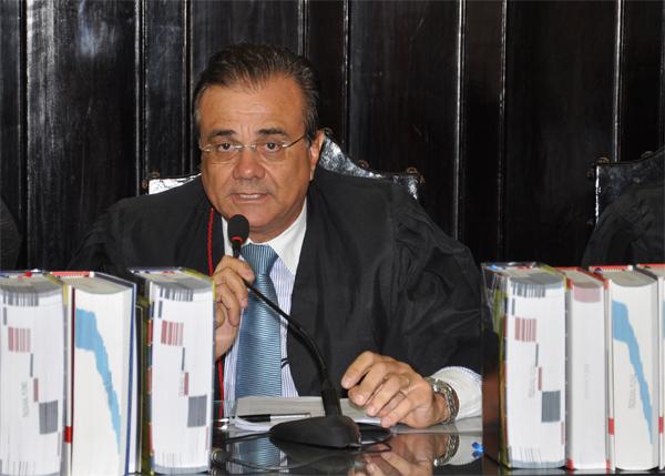 saulo benevides - 'MOMENTO HISTÓRICO': Saulo Benevides inicia transição na próxima semana no TJPB