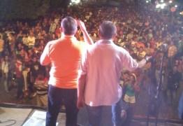 Ainda tem festa na Paraíba pela vitória de Ricardo Coutinho, oposição de Monteiro comemora