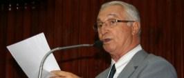 frei anast%C3%A1cio e1415117075795 - Deputado acusa órgãos do governo de permitir desvio de água