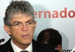 ENCONTRO DE GOVERNADORES: Ricardo defende que governo federal priorize investimentos no Nordeste