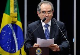 REPERCUSSÃO: Ao tomar posse como Senador Raimundo Lira lembrou de ilustres paraibanos