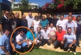 TRAIÇÕES NA SUCESSÃO NA ASSEMBLÉIA: Caio Roberto agora com Adriano e Jutahy Meneses ausente da reunião. Por Tião Lucena