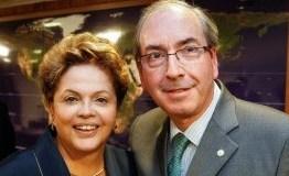 """O """"x"""" do problema de Dilma com a possível eleição de Eduardo Cunha à presidência da Câmara"""