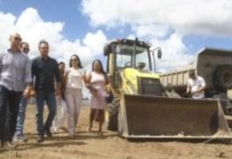Prefeito autoriza obra de escola em tempo integral e amplia investimentos no bairro Colinas do Sul