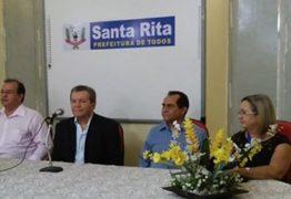 NA POSSE DO NOVO SECRETÁRIO: Reginaldo revela sonho de climatizar as salas de aula das escolas municipais de Santa Rita