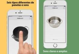 iPanelaço: aplicativo tem sons de panelas para protestar sem estragar utensílios domésticos