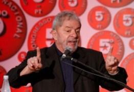 Dirigentes se mobilizam para trazer Lula à Paraíba